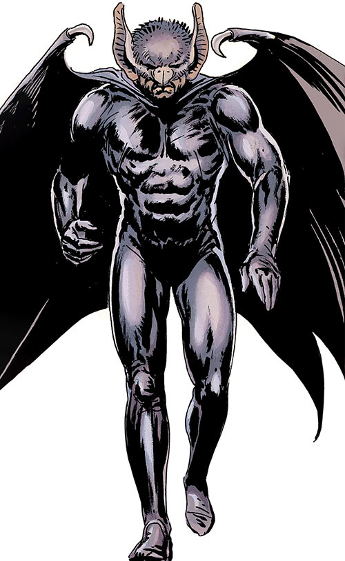 Batman (Imagine Stan Lee version)
