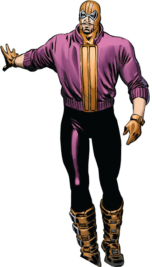 Batroc's costume during the mid-2000s
