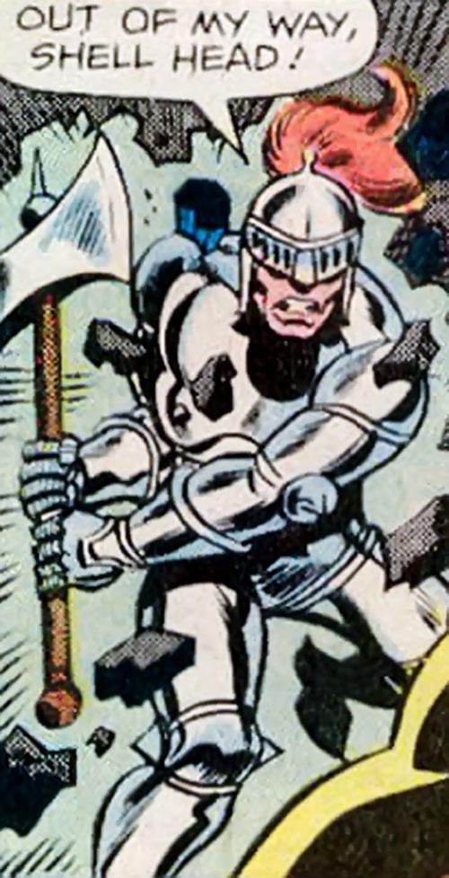Battleaxe (Hostess Comics)