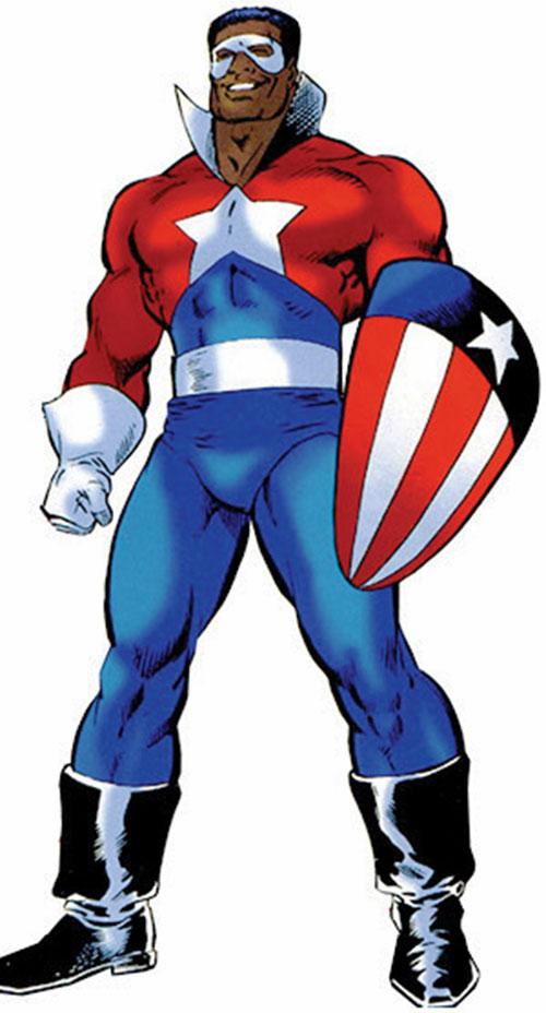 Battlestar (Silver Sable | Captain America ally) (Marvel Comics)