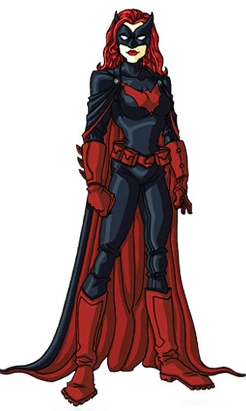 Batwoman (Katherine Kane) (DC Comics modern) by RonnieThunderbolts