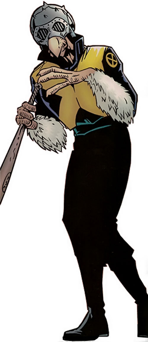 Beak of the X-Men and Exiles (Marvel Comics)
