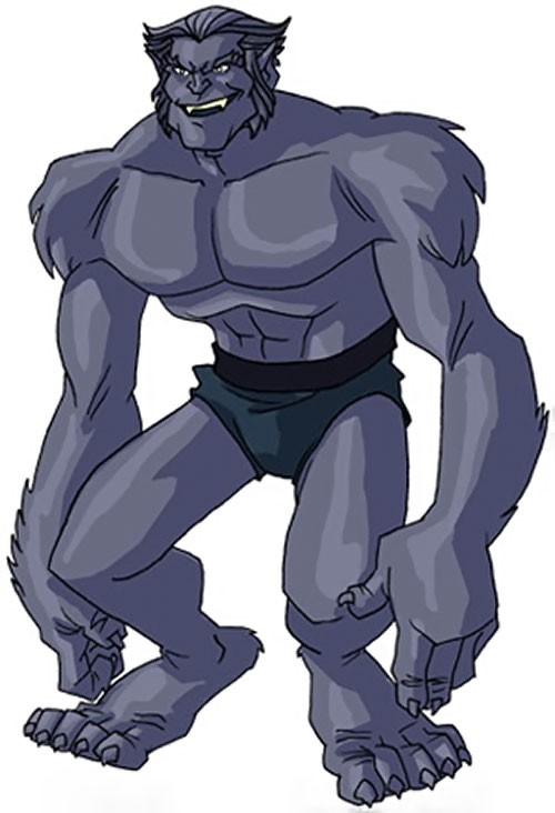 Beast (Marvel Comics) (X-Men) by RonnieThunderbolts 10/10