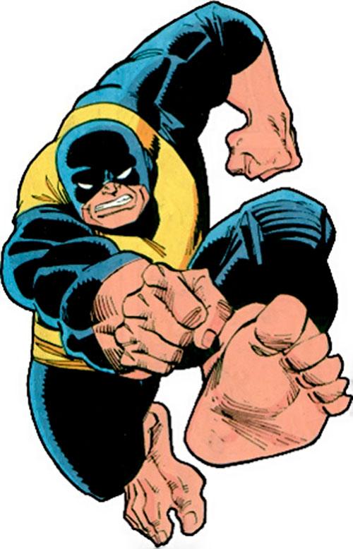 Early Beast (X-Men) (Marvel Comics)