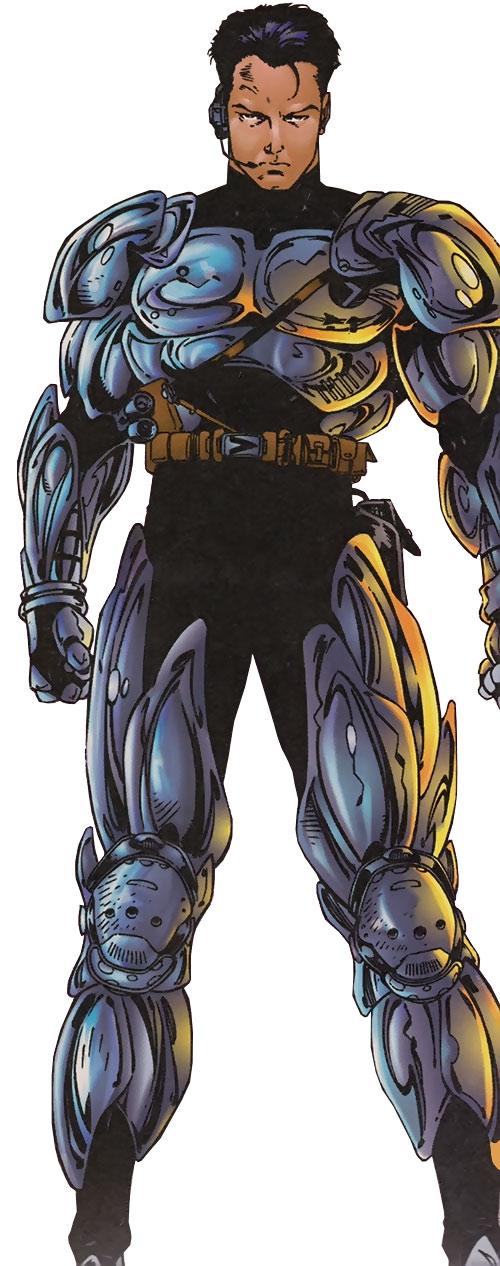 Ben Santini (Early) (WildCATs character) (Wildstorm Comics)