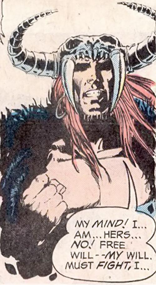 Beowulf (DC Comics) 1970s art