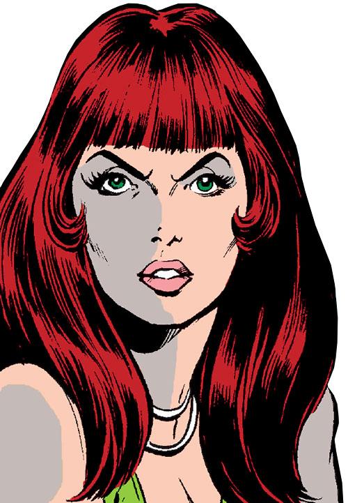 Bethany Cabe (Marvel Comics) portrait