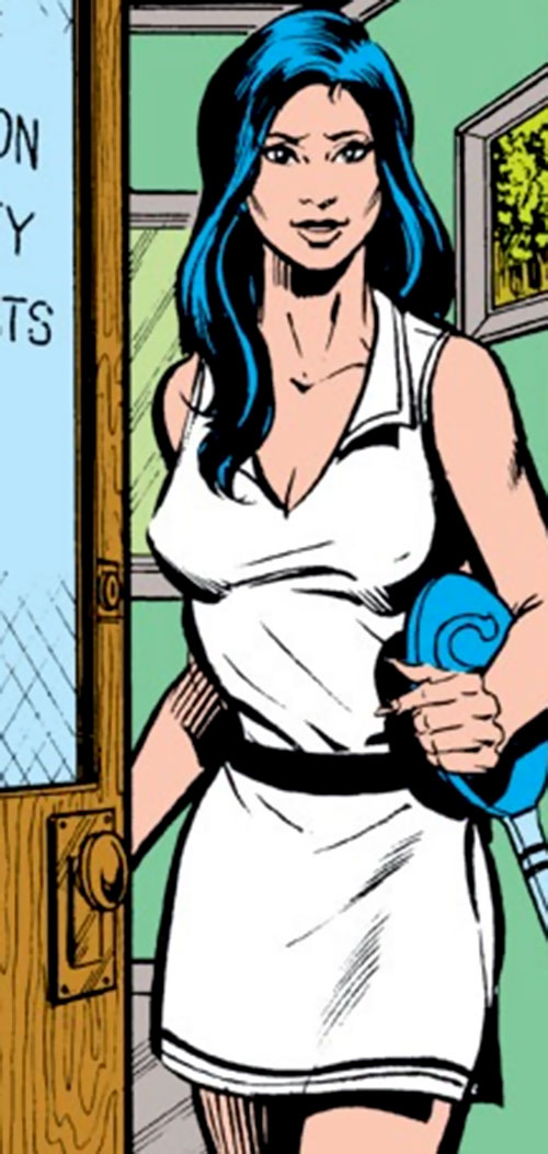 Ling McPherson (Marvel Comics)