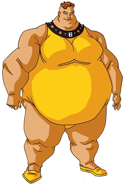 Big Bertha of the Great Lakes Avengers (Marvel Comics) by RonnieThunderbolts