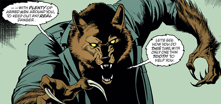 Bigby Wolf - Fables - Vertigo DC Comics - Bill Willingham ...