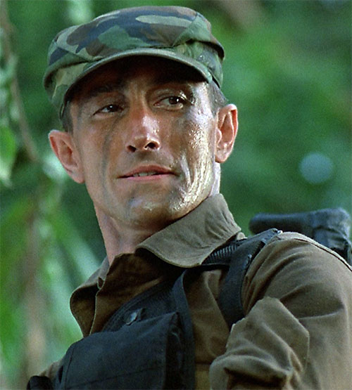 Poncho Ramirez (Richard Chaves in Predator) face closeup