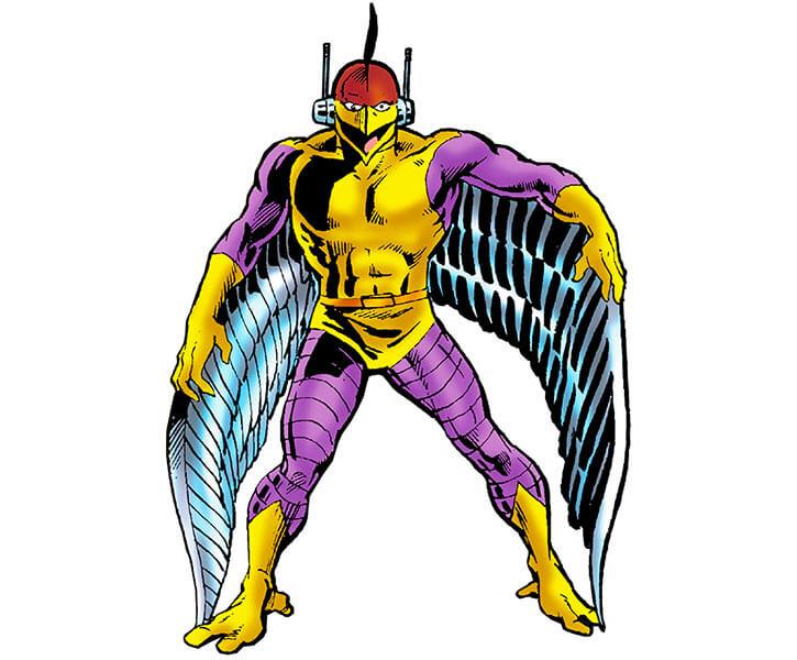 Bird-Man of the Ani-Men (Marvel Comics)