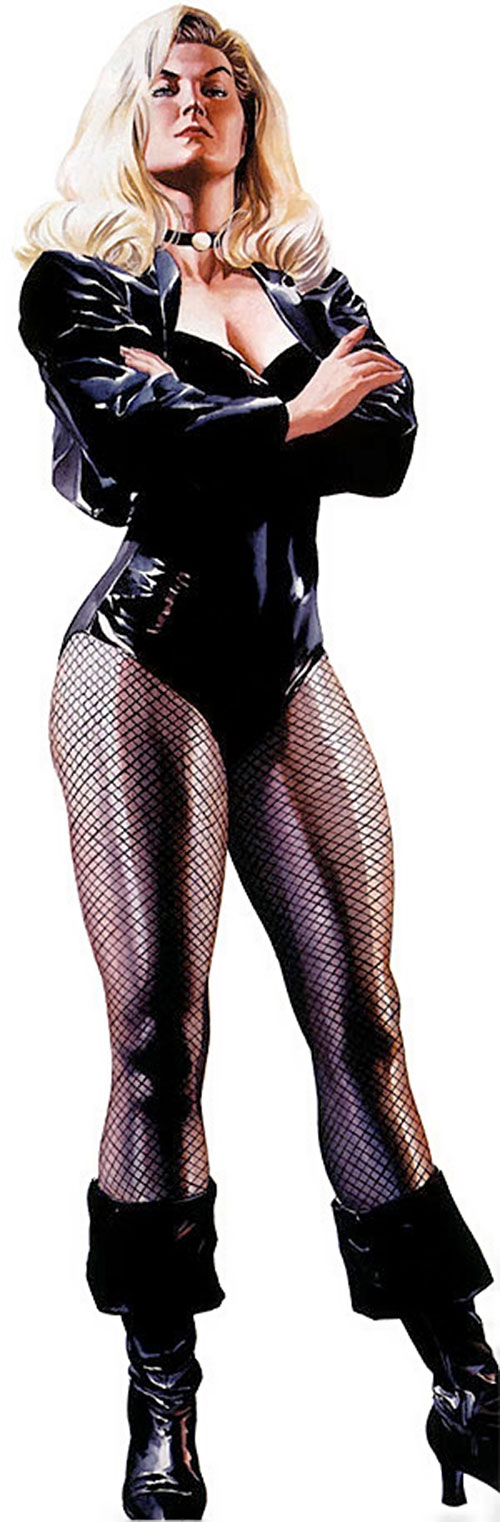Black Canary (DC Comics) by Alex Ross