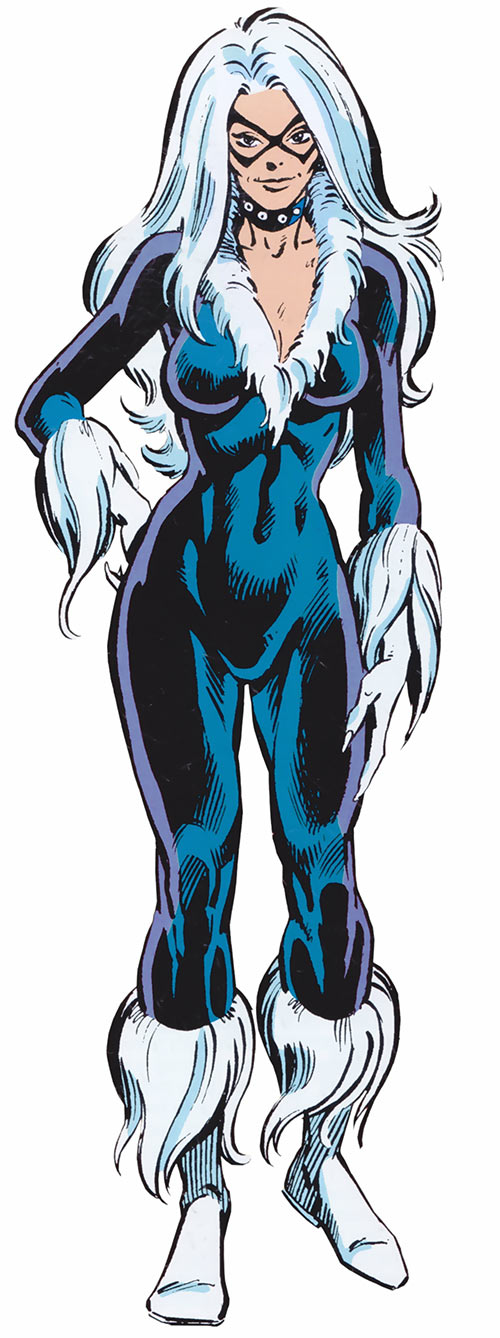 Black Cat (Spider-Man character) (Marvel Comics) during the 1980s