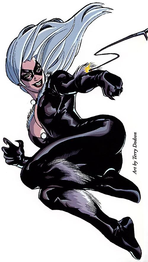 Black Cat Spiderman 35299 | QUNTAN