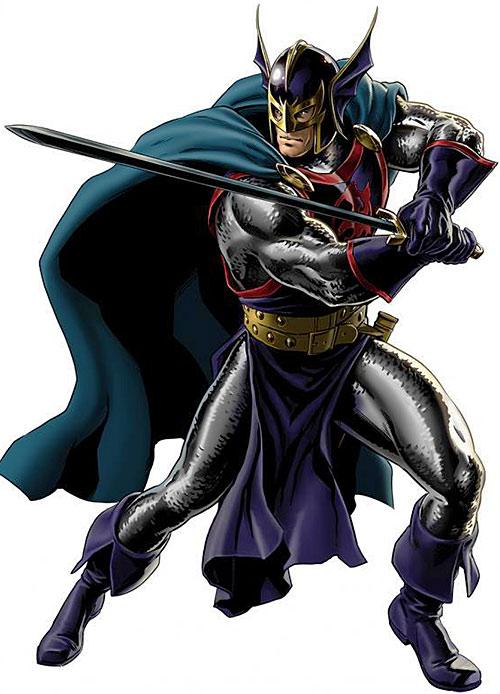 Black Knight of the Avengers (Dane Whitman) (Marvel Comics)
