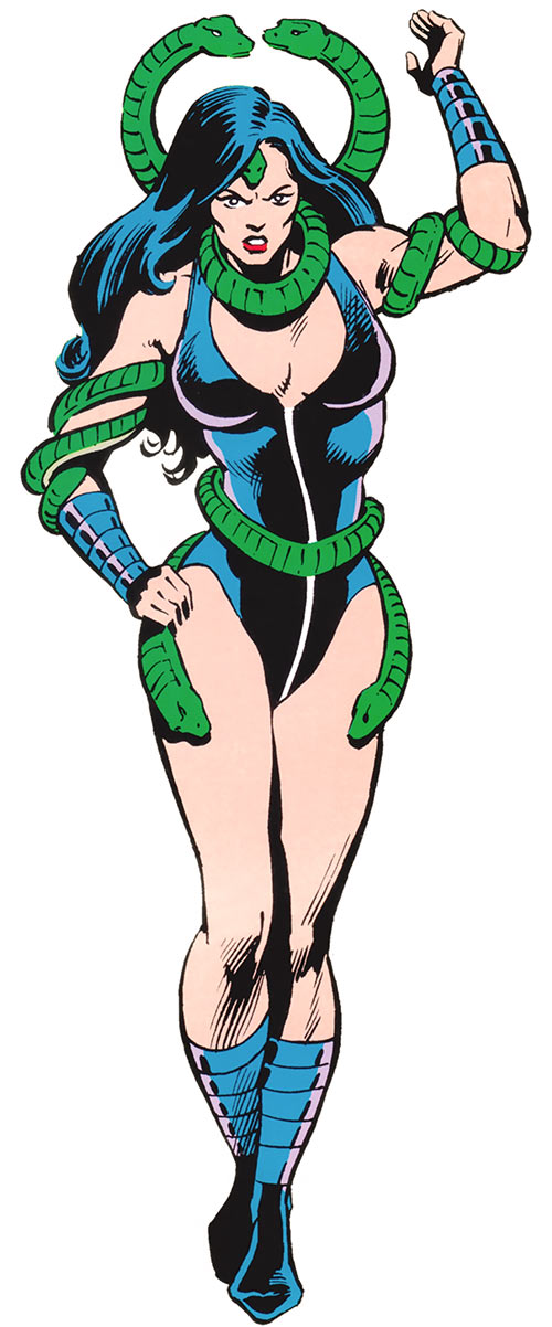 Black Mamba (Marvel Comics)