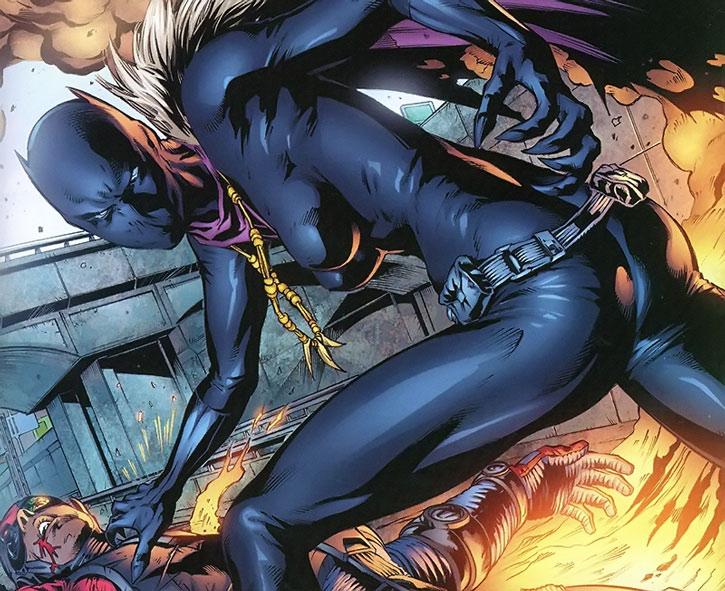 Black Panther (Shuri) T&A pose