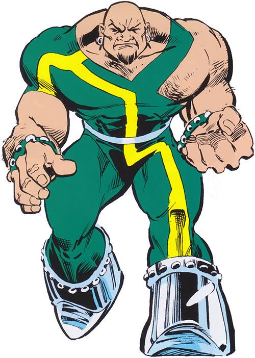 Blockbuster of the Marauders (Marvel Comics)