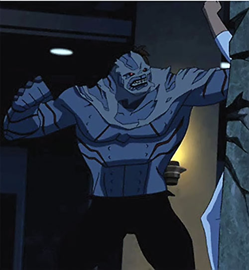 Blockbuster (Young Justice animated series) vs. Superboy