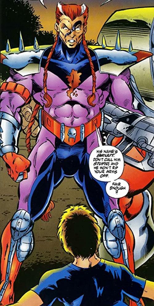 Bloodbath (Ultraverse Comics) (Exiles enemy)