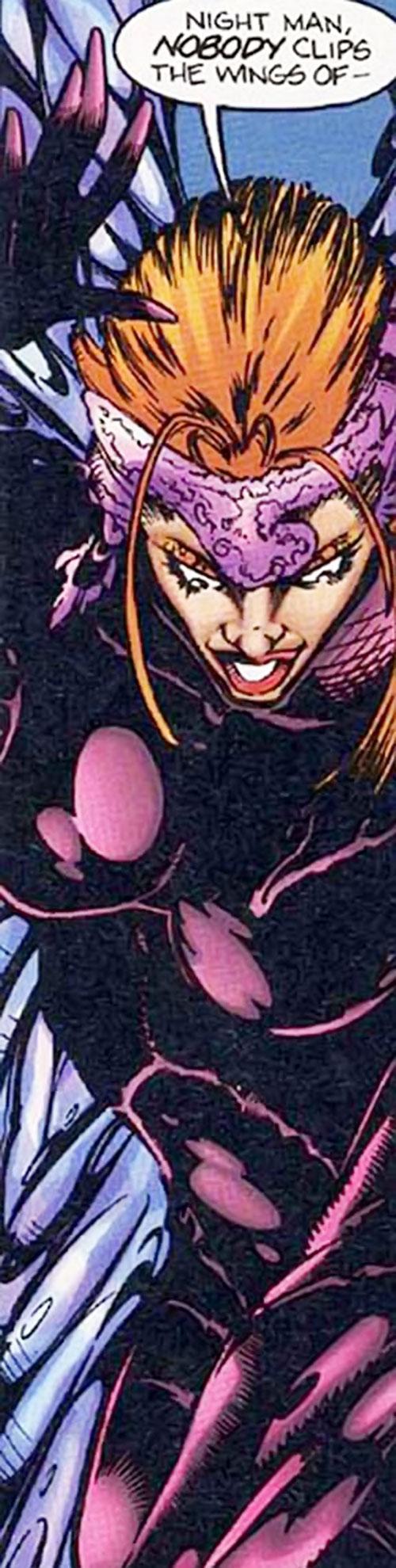 Bloodfly (Night Man enemy) (Ultraverse comics)
