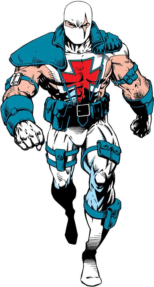 Bloodsport II (Trent) (Superman enemy) (DC Comics)