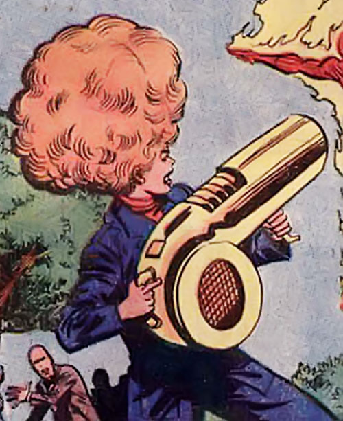 Blow Dryer (Hostess Comics)
