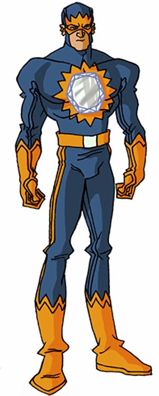 Blue Diamond (Marvel Comics) by RonnieThunderbolts