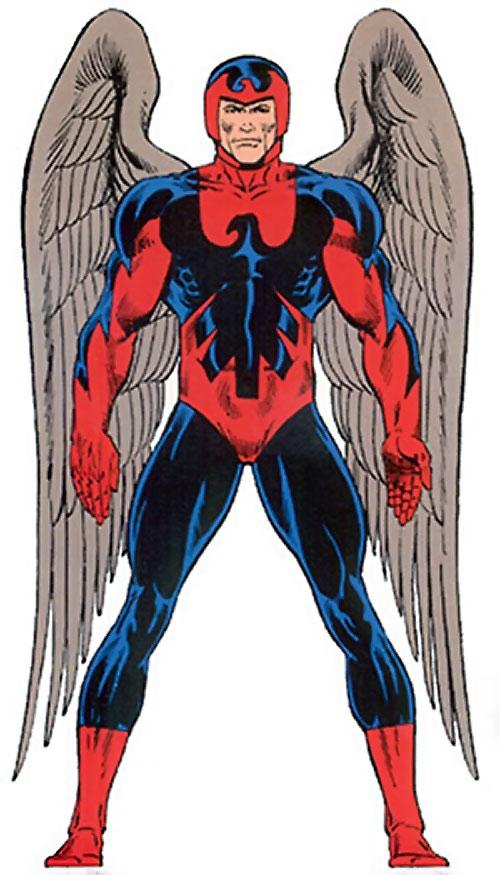 Blue Eagle (Squadron Supreme)