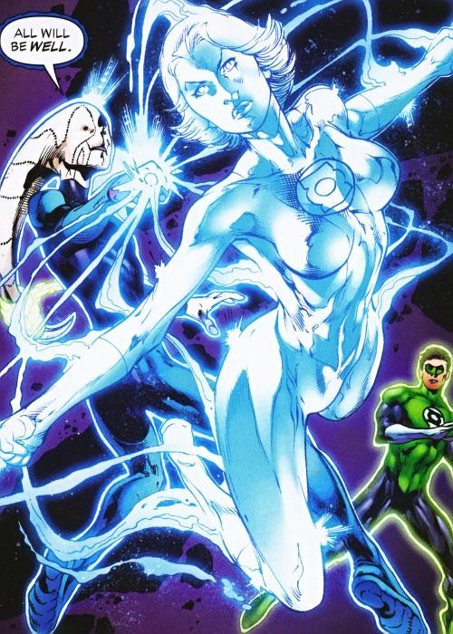 Saint Walker of the Blue Lanterns