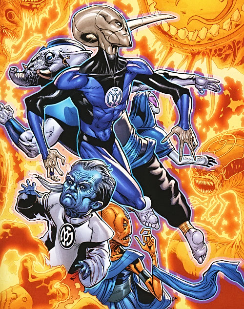 Blue Lantern Corps (DC Comics)