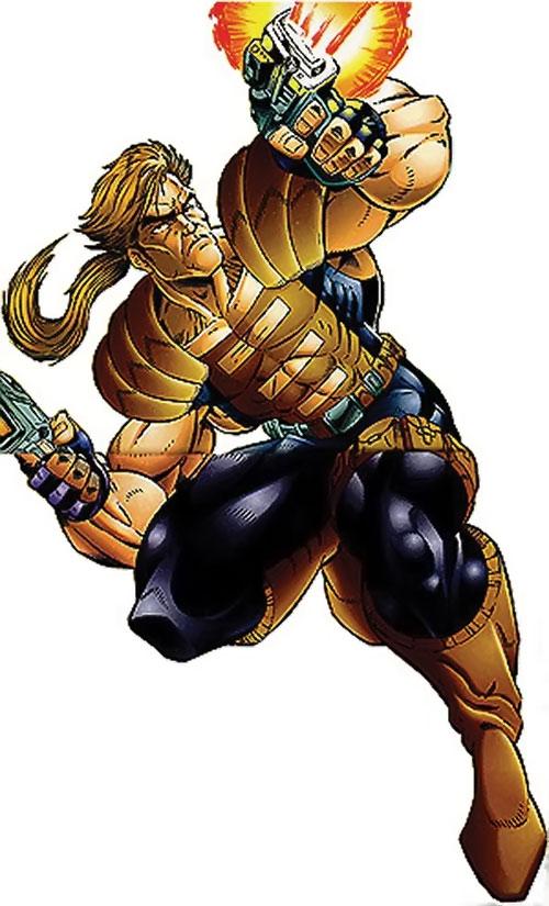 Boone of Brigade (Image Comics)