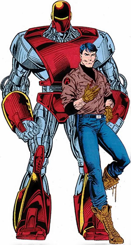 Box (Alpha Flight) (Marvel Comics)