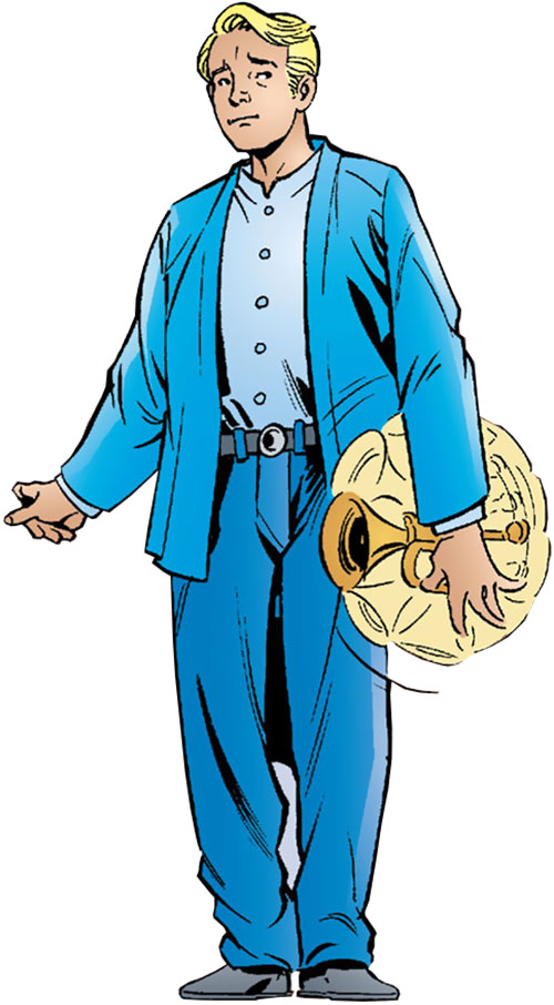 Boy Blue of the Fables (DC Comics)