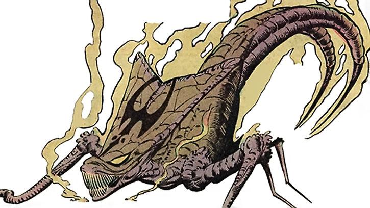 Prowling Brood alien