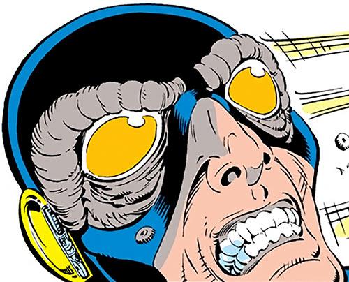Brood aliens (X-Men enemies) (Marvel Comics) Cyclops turned into a Brood