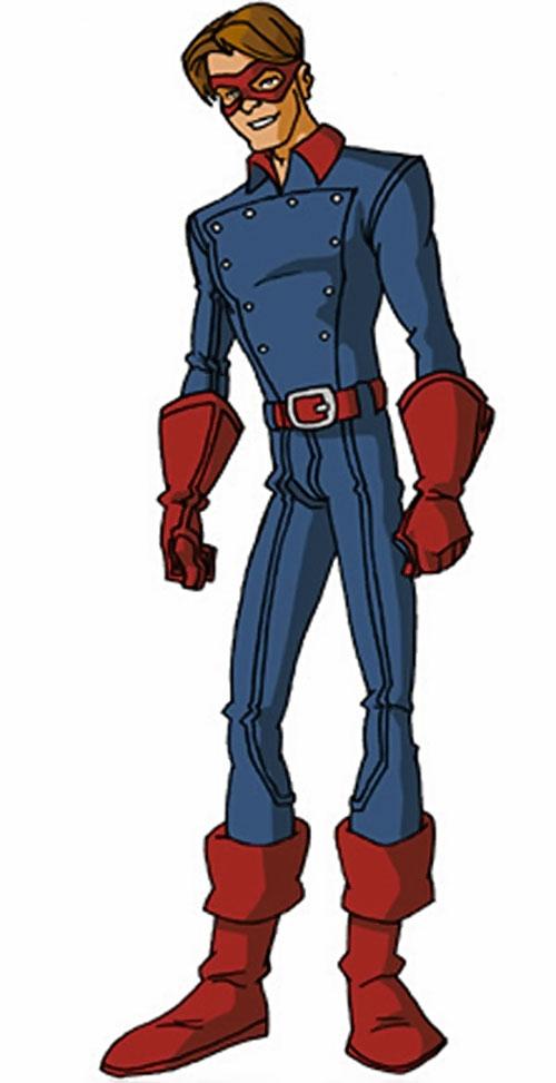 1950s Bucky (Jack Monroe) (Captain America ally) (Marvel Comics) by RonnieThunderbolts