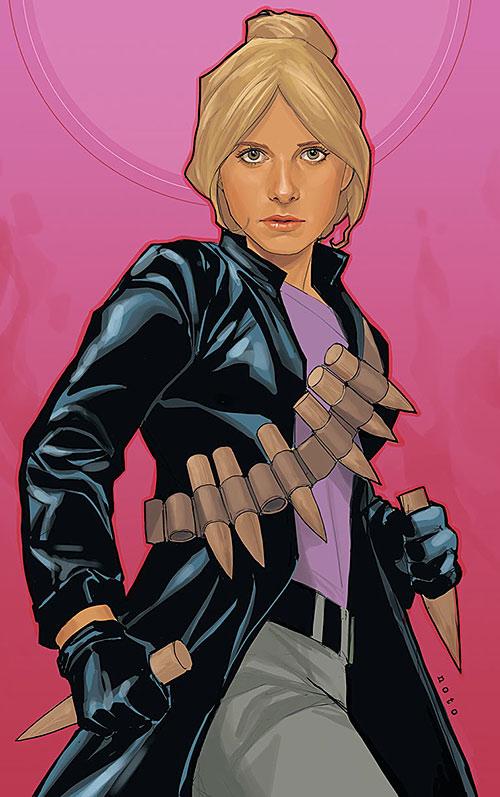 Buffy the Vampire Slayer (Sarah Michelle Gellar) Phil Noto art