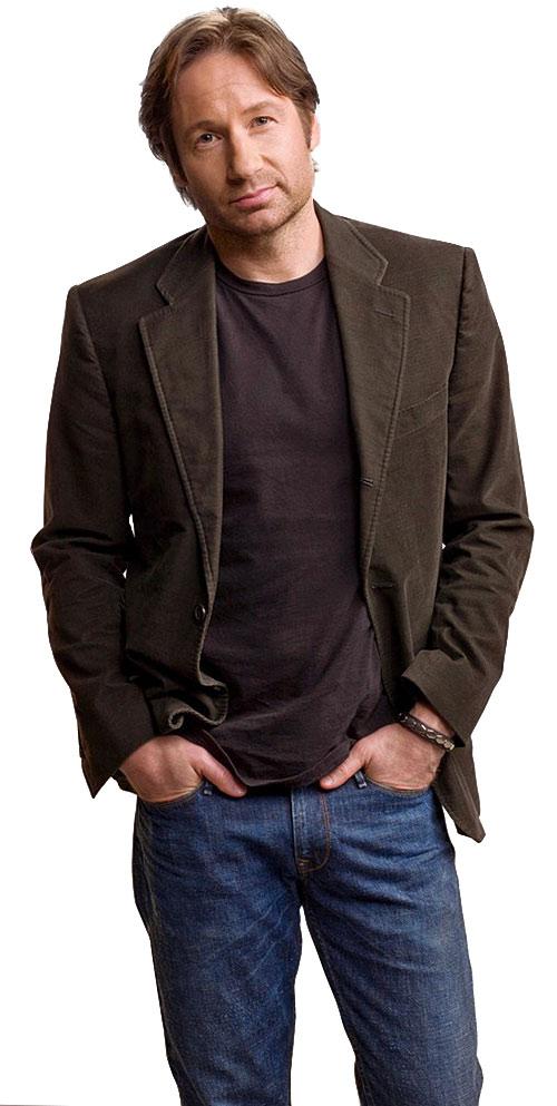 Hank Moody (David Duchovny in Californication)