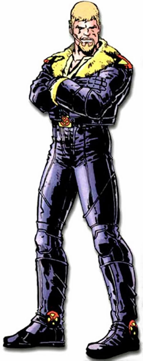 Cannonball of the X-Men (Marvel Comics)