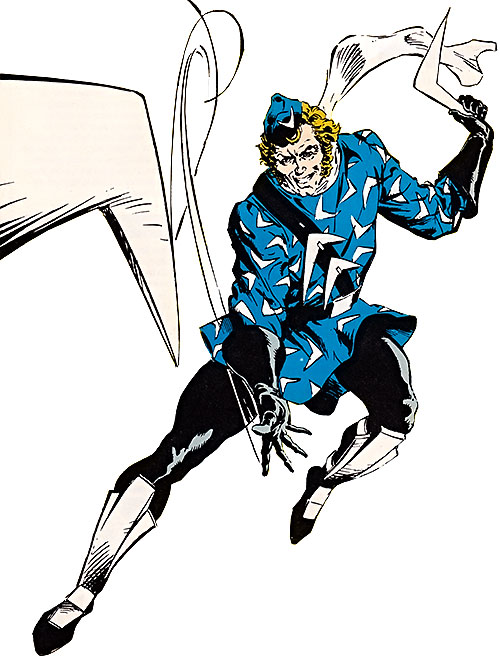 Captain Boomerang of the Suicide Squad (DC Comics)