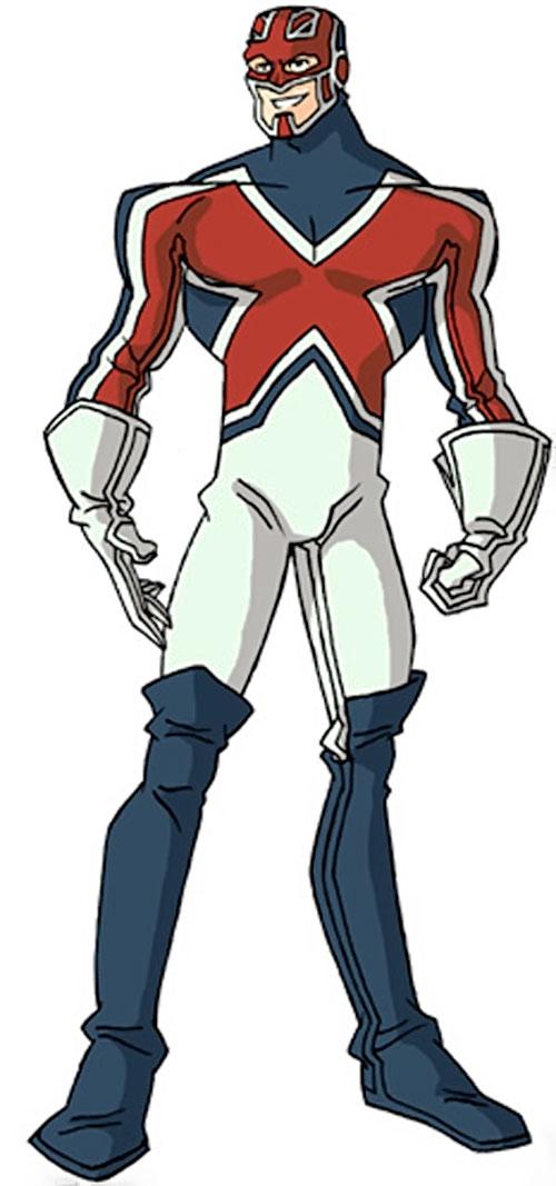 Captain Britain (Marvel Comics) by RonnieThunderbolts