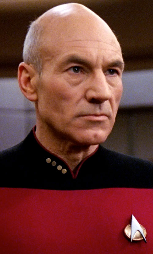 captain jean luc picard patrick stewart star trek character profile. Black Bedroom Furniture Sets. Home Design Ideas