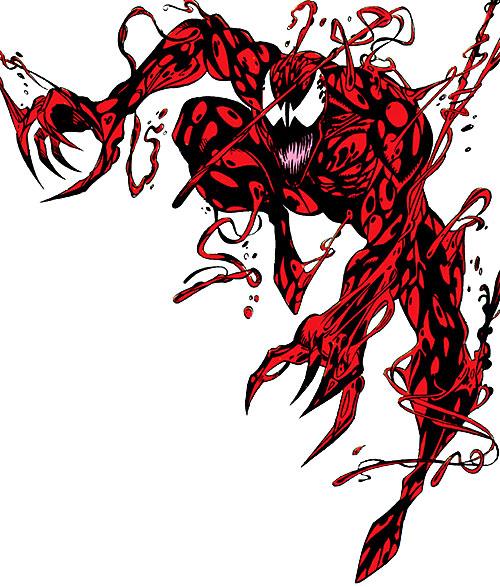 Carnage (Spider-Man) (Marvel Comics)