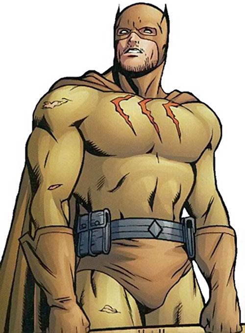 Catman of the Secret 6 (DC Comics)