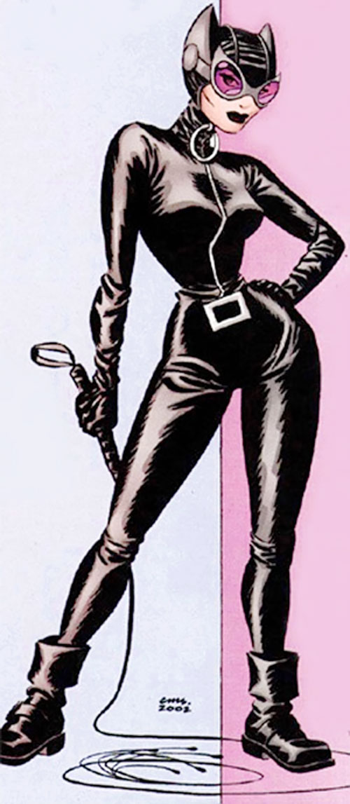 Catwoman (DC Comics) in 2002