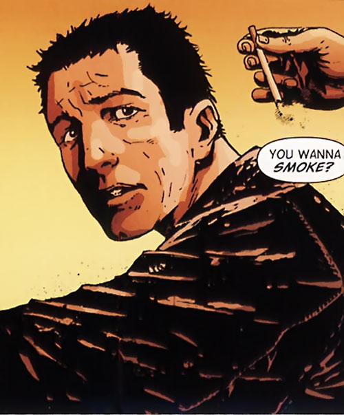 Chas Chandler (Hellblazer DC Comics)