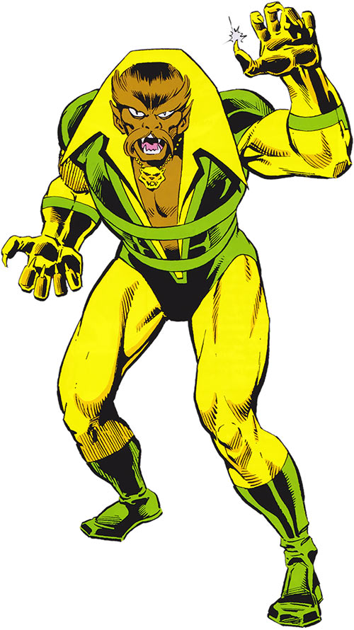 Cheetah (Captain Marvel Comics)