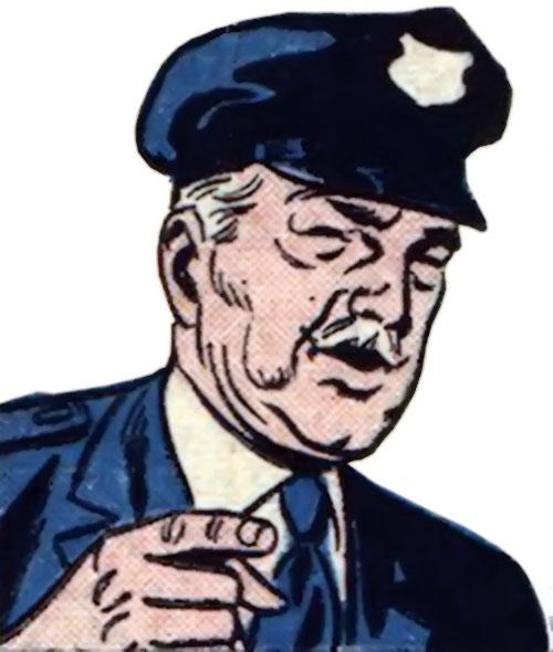 Chief Douglas Parker (Superboy character)